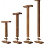 家具調木製つっぱりポール